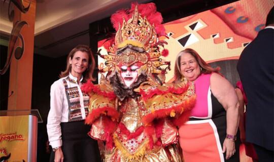 Induveca presente en la celebración del Carnaval de la Vega 2019
